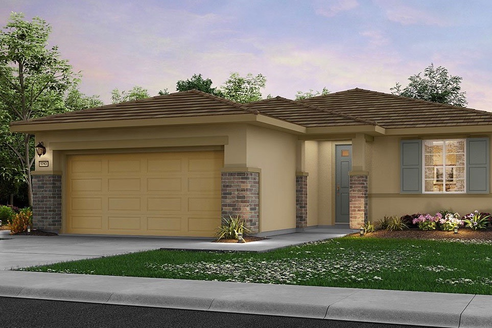 Heritage Vineyard Creek in Sacramento, CA has just opened their model homes.