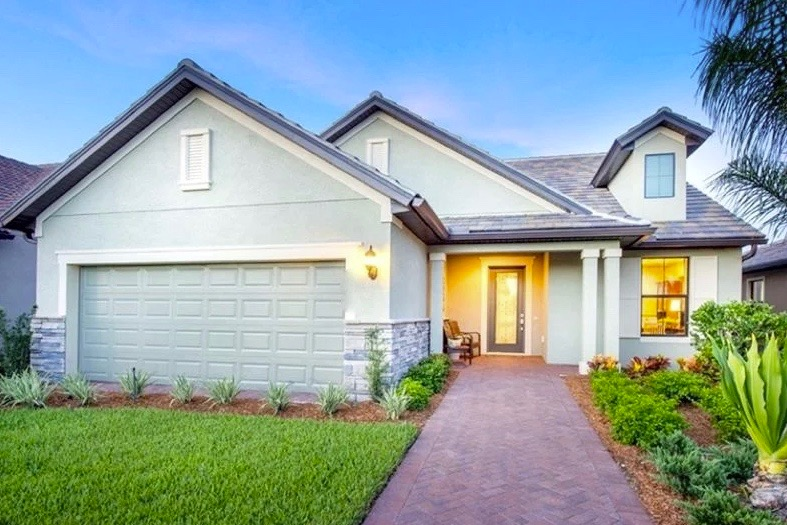 Tidewater by Del Webb is finally opening its model homes and amenities to the public.