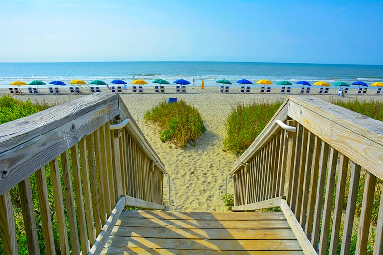 Active Adult Community Roundup: Myrtle Beach, SC