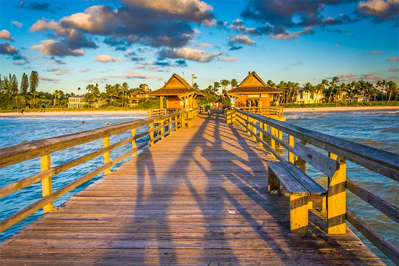 Naples, FL Named the Best Place in Well-Being