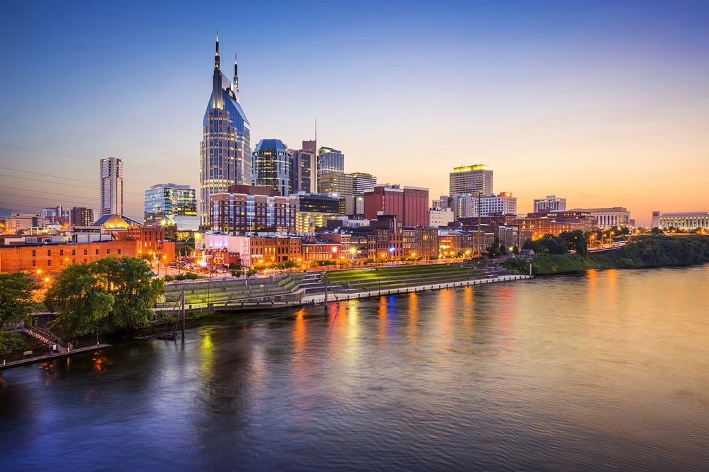 See why Nashville is the new hot spot to retire to.