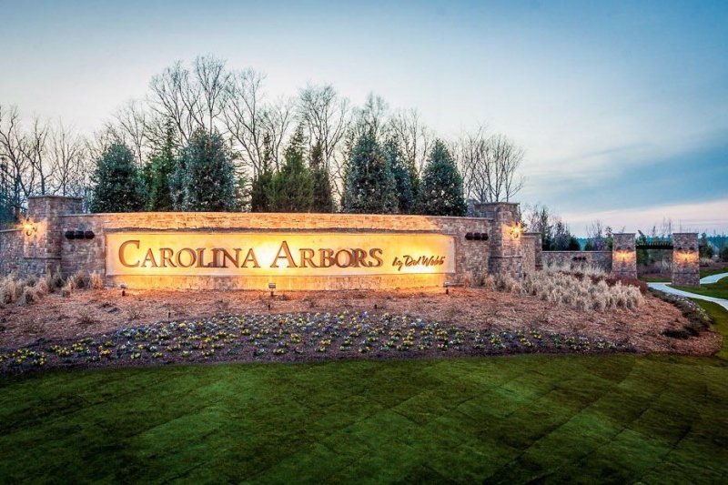 Del Webb's Carolina Arbors is expected to have just over 1,200 homes.