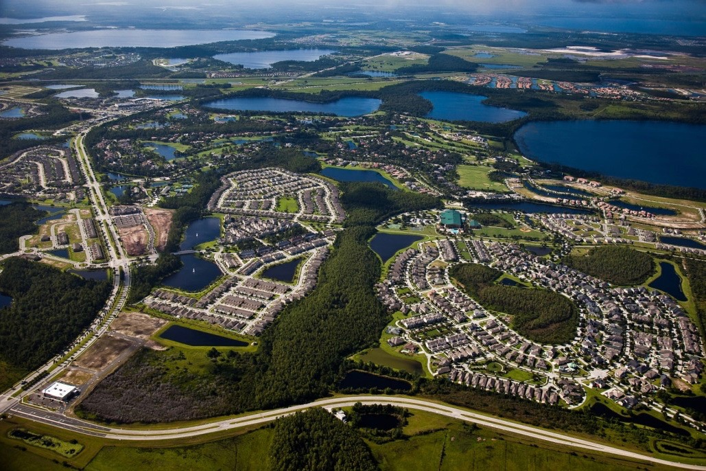 Beautiful Lake Nona in Orlando, FL will be home to a new active adult community!