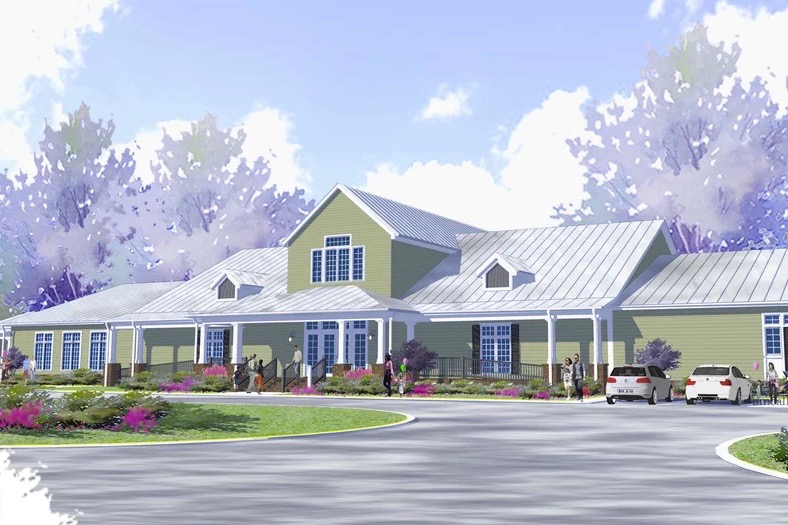 Cresswind Peachtree City is a new 55+ community in Georgia.
