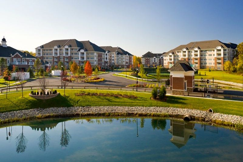 55+ condo communities are known for their low-maintenance, added security, affordability, and great locations.