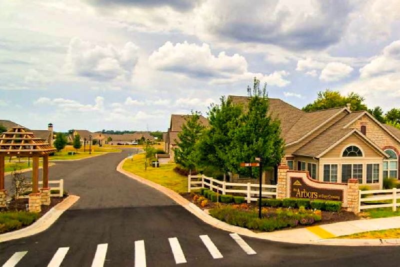 Arbors at Deer Crossing brings Epcon Communities' distinct brand of low-maintenance living to the highly desirable Northern Arkansas region.