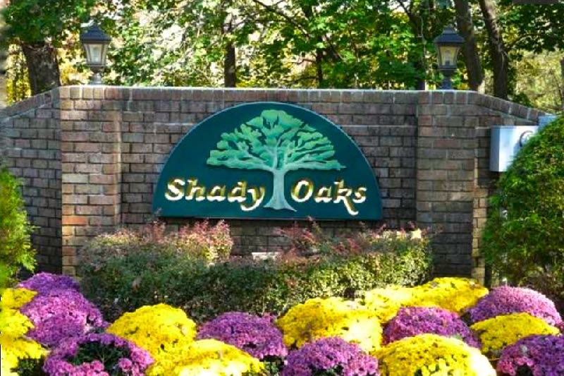 Shady Oaks is a 55+ community with several amenities to keep residents socially busy and physically active.