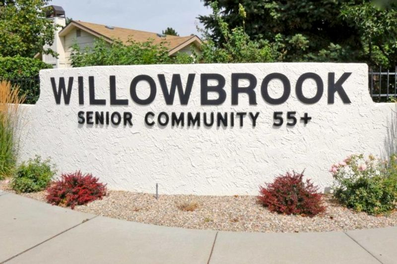 Willowbrook is a 55+ gated community located in Garden City, Idaho.