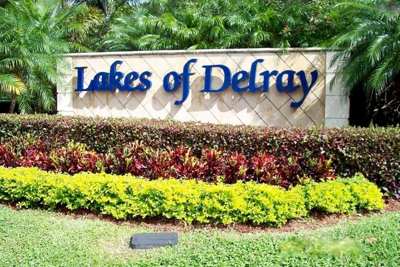 Lakes of Delray is an established 55+ community with a wide selection of amenities and activities.
