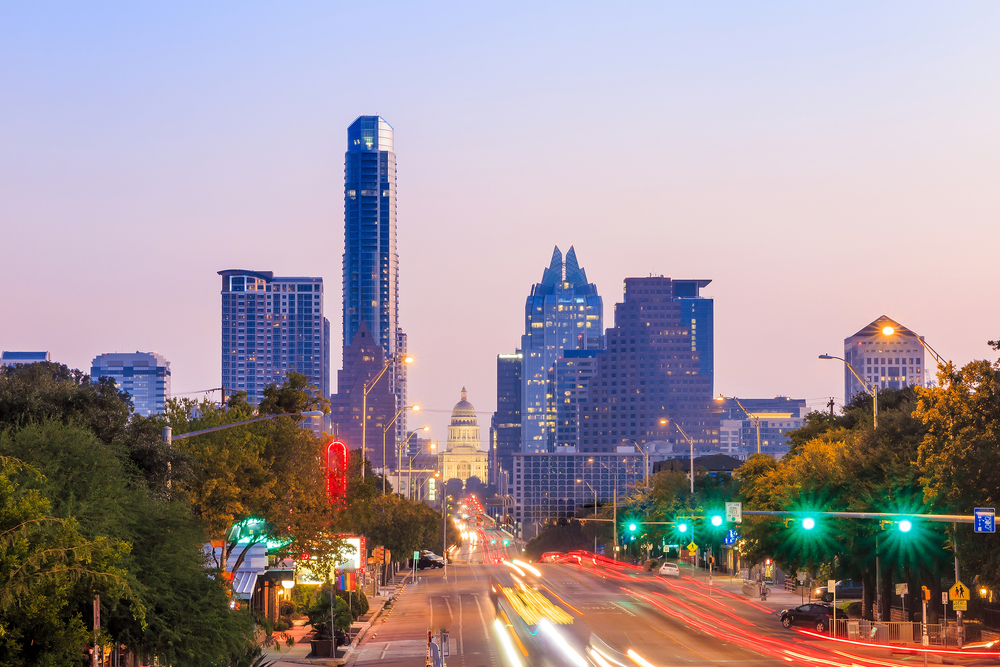 Texas is quickly emerging as a top destination for retirees.