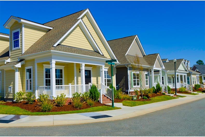 Friday Question: What Type of Active Adult Community Home Are You Most Likely to Move Into?
