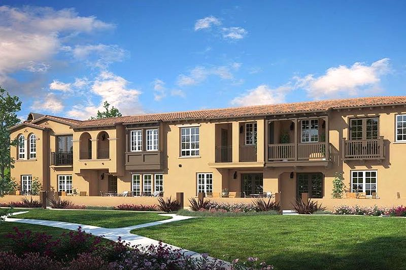 Sol y Mar is going to be a luxurious active adult community in Southern California.