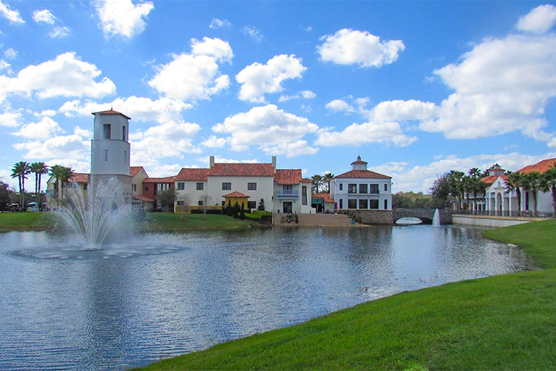 25 Most Popular Active Adult Communities in Florida | 55places