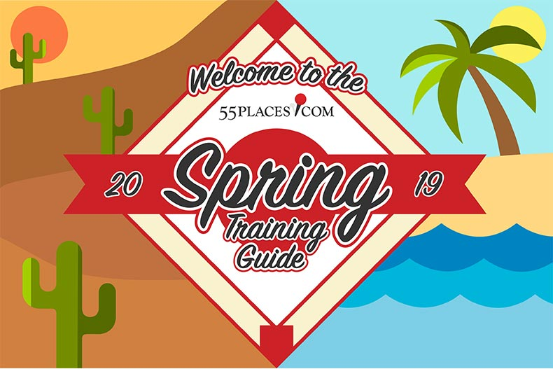 MLB Spring training guide Cactus and Grapefruit league