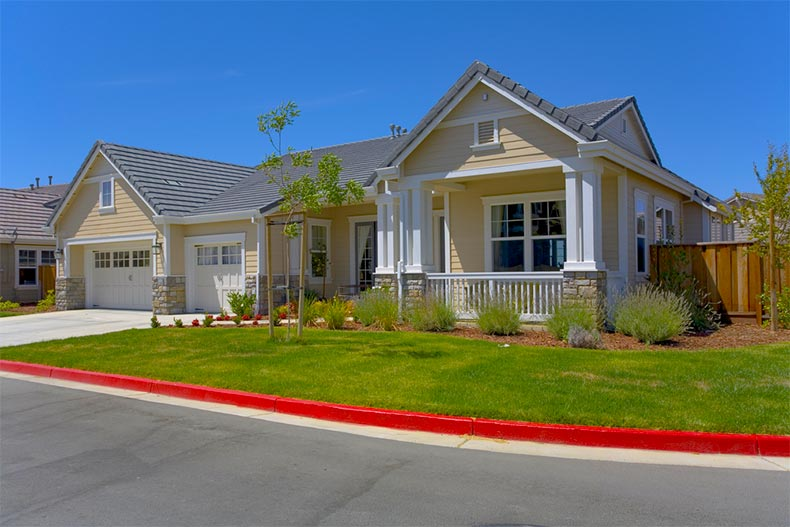 Southern California Active Retirement Communities and Homes
