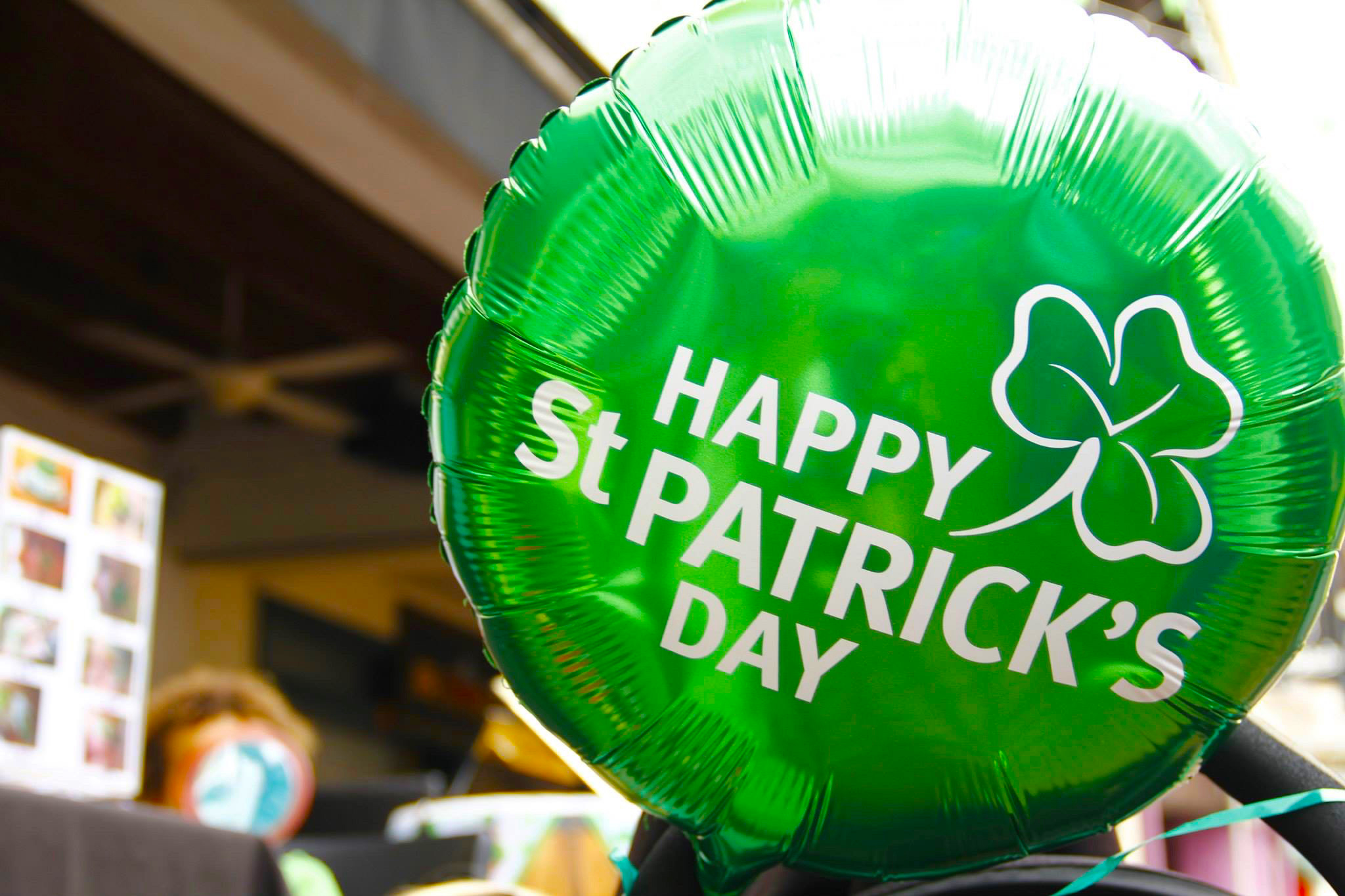 See how these active adult communities celebrate St. Patrick's Day!
