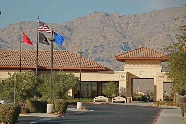 Sun City Aliante brings the renowned Del Webb lifestyle to North Las Vegas, Nevada.