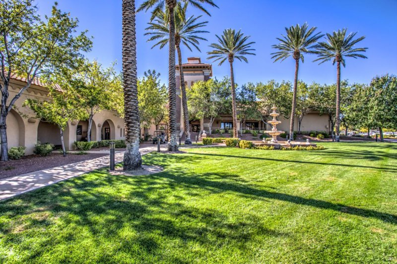 55+ communities on this list, like Sun City Summerlin, host a bountiful lineup of amenities, social activities and golf courses.
