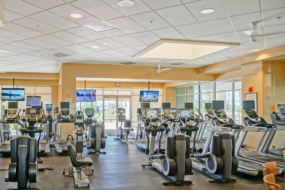 Fitness Center at Sun City Palm Desert - Palm Desert, CA