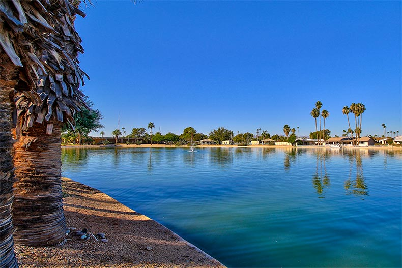 Top 10 Best-Selling Active Adult Communities in Arizona