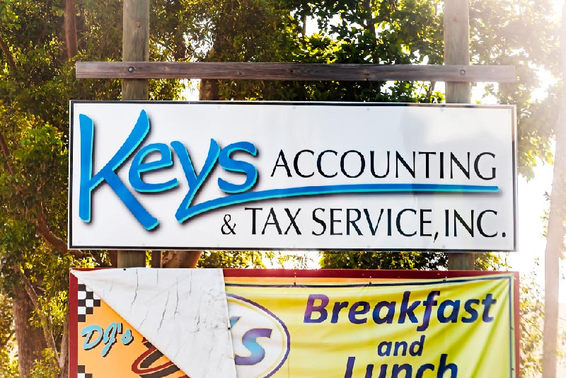 florida tax and accounting service sign in key west