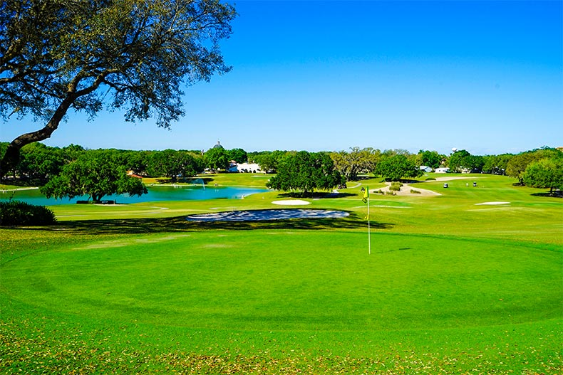the villages florida golf