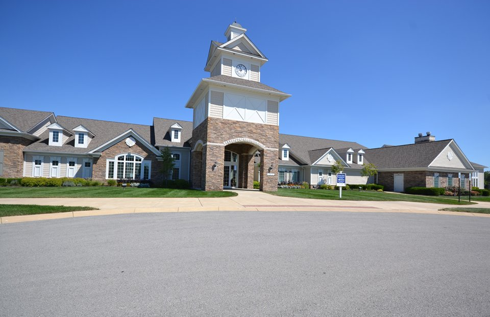 Britton Falls by Del Webb is the largest 55+ community in Indiana and offers everything active adults are looking for.