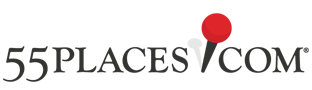 55places.com logo